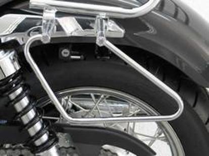 Obrázek Iron Horse podpěry pod kožené brašny na motorku chopper cena od 899