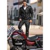 Obrázek z DELROY  Highway  Kožená bunda na motorku - Doprodej