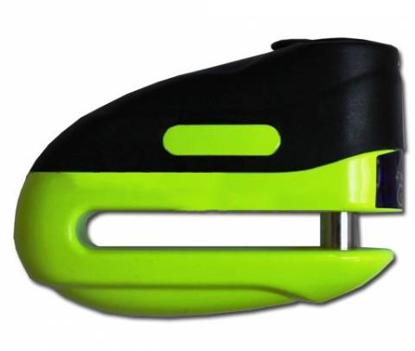 Obrázek Zámek na kotouč malá motorka nebo skútru