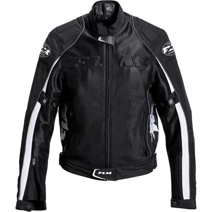 Obrázek FLM   dámská  letní  textilní bunda na motorku
