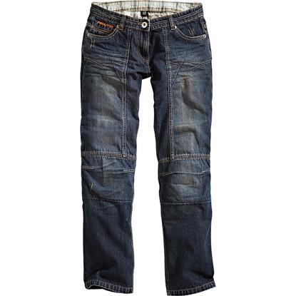 Obrázek  HELLFIRE FIONA dámské  jeans kalhoty na moto