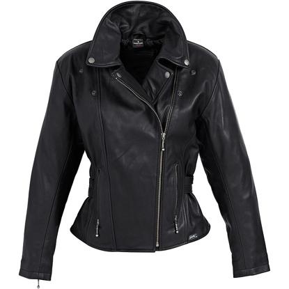 Obrázek SPIRIT MOTORS   Virginia - Dámská kožená bunda na moto