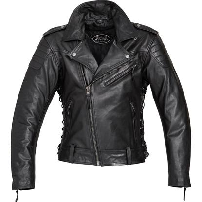 Obrázek SPIRIT MOTORS   Freedom 2  Křivák  Pánská kožená bunda