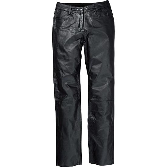 Obrázek z  DELROY  Texas Ladies   Dámské kožené kalhoty  na motorku