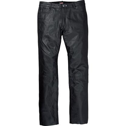 Obrázek DELROY  Texas Leather  Pánské kožené kalhoty na motorku na moto - Doprodej