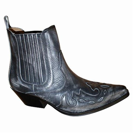 Obrázek z Koně Johnny Bulls  K 096 kožené boty na motorku