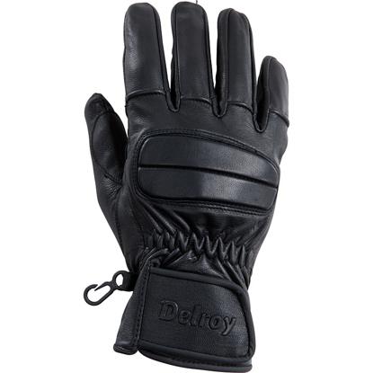 Obrázek DELROY  Austin Pánské kožené rukavice na moto