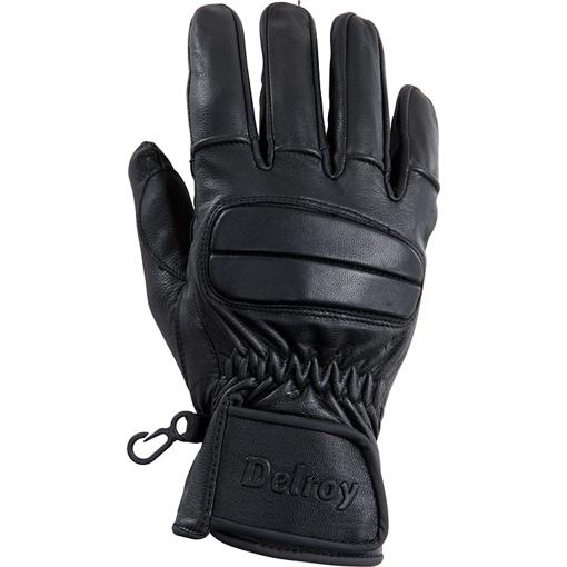 Obrázek z DELROY  Austin Pánské kožené rukavice na moto