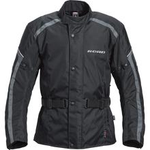Obrázek z ROAD  pánská cestovní  textilní bunda na motorku EVO Černá