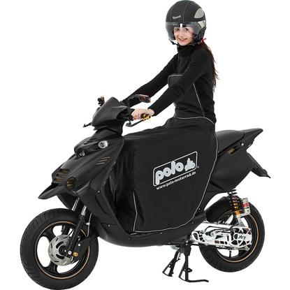 Obrázek Polo Nepromokavý přehoz na scooter