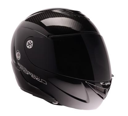 Obrázek LAZER  Monaco Pure Carbon helma černá na moto