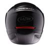 Obrázek z LAZER  Monaco Pure Carbon helma černá na moto