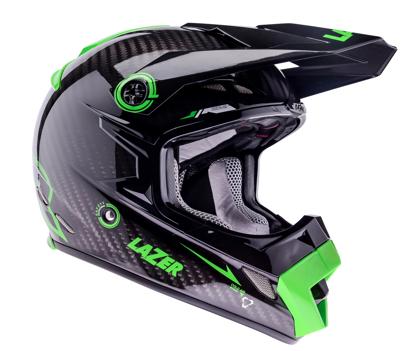 Obrázek LAZER MX8  Pure Carbon  helma na moto