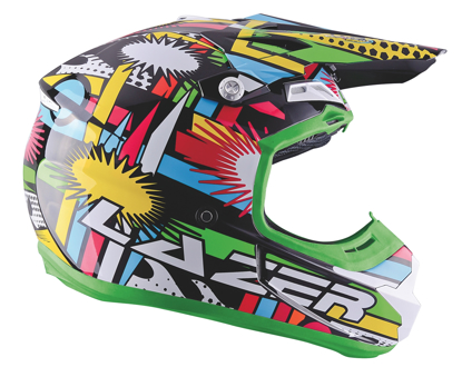 Obrázek LAZER X7 Comet helma na moto