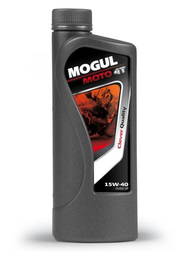 Obrázek z MOGUL moto olej 4T 15W-40