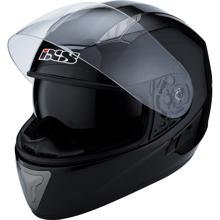 Obrázek z iXS HX 1000 integrální helma na moto Barva - Černá Matná