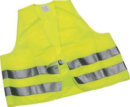 Obrázek Reflexní vesta žlutá