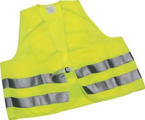 Obrázek z Reflexní vesta žlutá