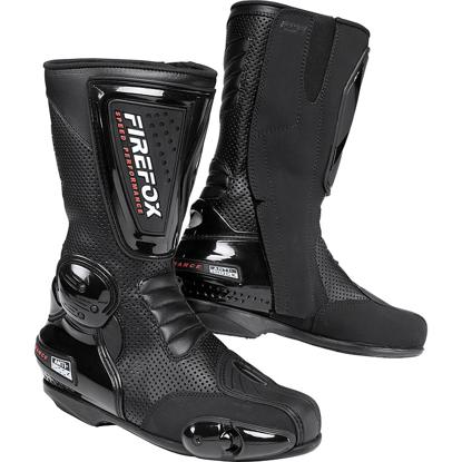 Obrázek Firefox Air Sport sportovní perforované boty na moto