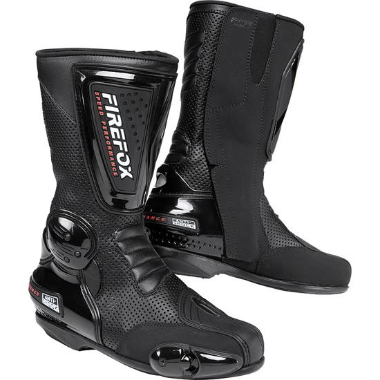 Obrázek z Firefox Air Sport sportovní perforované boty na moto