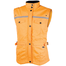 Obrázek z  iXS DALIA  vesta  dámská - letní Barva - Oranžová