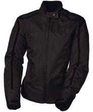Obrázek z iXS CLOE dámská  bunda pro volný čas Barva - Černá