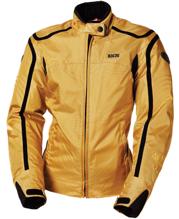Obrázek z iXS CLOE dámská  bunda pro volný čas Barva - Zlatá