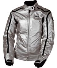 Obrázek z iXS CLOE dámská  bunda pro volný čas Barva - Stříbrná