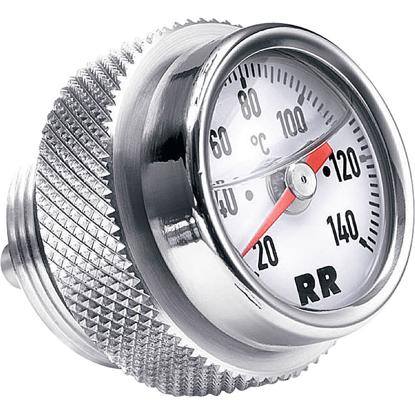 Obrázek Ries Motorsport  Analogový teploměr oleje