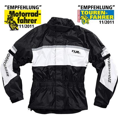 Obrázek FLM Nepromok Nepromokavá bunda s menbránou