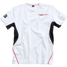 Obrázek z FLM  Sportovní tričko s krátkým rukávem  Barva - Bílá