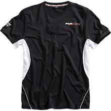 Obrázek z FLM  Sportovní tričko s krátkým rukávem  Barva - Černá
