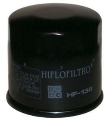Obrázek HIFLO FILTRO Olejový filtr HF138 HF 138