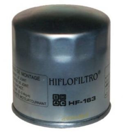 Obrázek z HIFLO FILTRO Olejový filtr HF163 HF 163