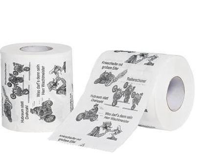 Obrázek Moto toaletní papír
