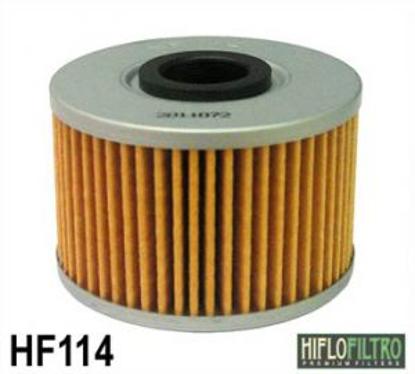 Obrázek HIFLO FILTRO Olejový filtr HF114 HF 114
