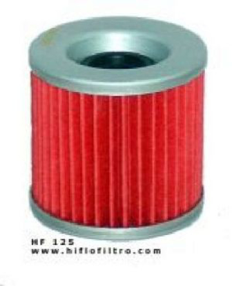 Obrázek HIFLO FILTRO Olejový filtr HF125 HF 125