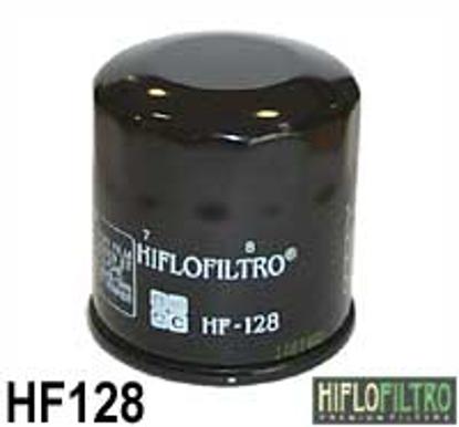 Obrázek HIFLO FILTRO Olejový filtr HF128 HF 128