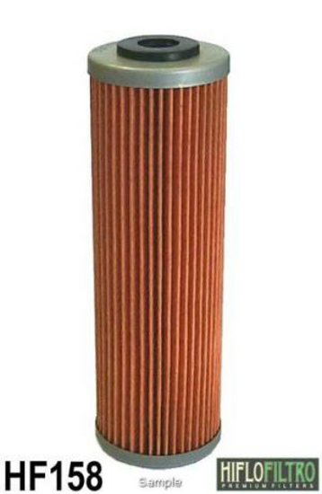Obrázek z HIFLO FILTRO Olejový filtr HF158 HF 158