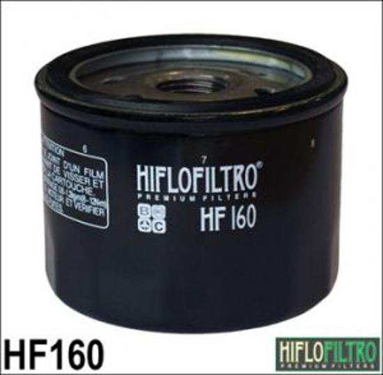 Obrázek z HIFLO FILTRO Olejový filtr HF160 HF 160