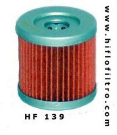 Obrázek z HIFLO FILTRO Olejový filtr HF139 HF 139