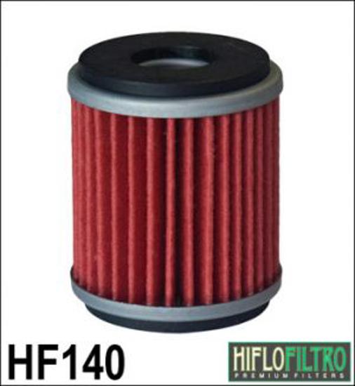 Obrázek z HIFLO FILTRO Olejový filtr HF140 HF 140
