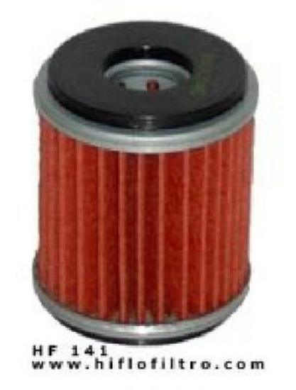 Obrázek z HIFLO FILTRO Olejový filtr HF141 HF 141