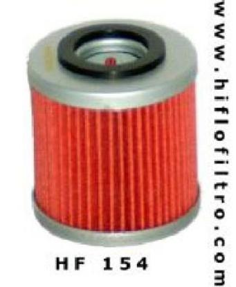 Obrázek HIFLO FILTRO Olejový filtr HF154 HF 154