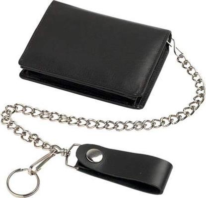Obrázek Kožená peněženka nejen pro motorkáře