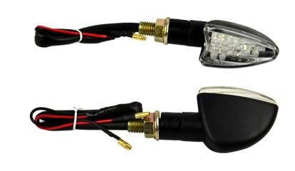 Obrázek LED Blinkry Na motorku 12 LED 2ks