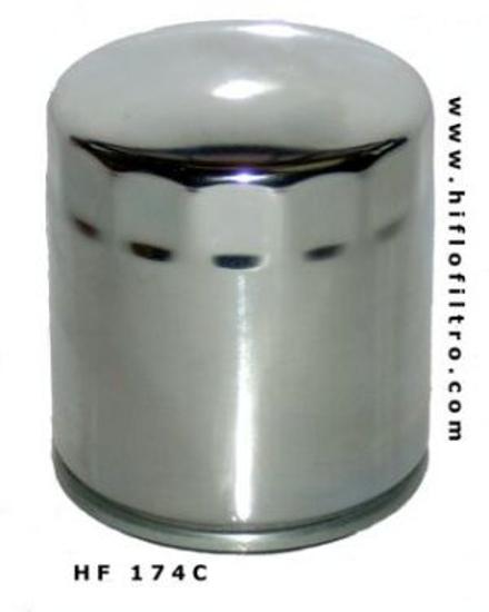 Obrázek z HIFLO FILTRO Olejový filtr HF174C HF 174 C