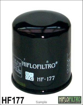 Obrázek z HIFLO FILTRO Olejový filtr HF177 HF 177