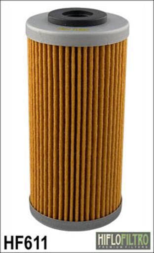 Obrázek z HIFLO FILTRO Olejový filtr HF611 HF 611