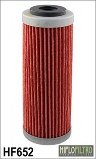 Obrázek z HIFLO FILTRO Olejový filtr HF652 HF 652